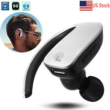 Handsfree Bluetooth Headset Music Headphone With Mic For iPhone Huawei Lg K41S
