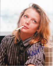 MICHELLE PFEIFFER Signed Autographed SMOKING Photo