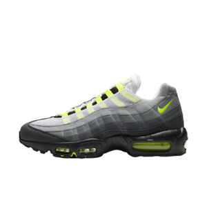 [Nike] Air Max 95 OG Shoes Sneakers - Neon Yellow(CT1689-001)