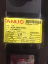 A06B-0315-B204-R FANUC AC Servo Motor