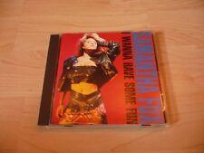 """CD SAMANTHA FOX-i wanna have some fun - 1988 """"incl. Love House & I Only Wanna B"""