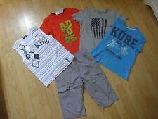 Lot été vêtements garçon short bermuda T-shirt Adidas et autres 10/12 ans