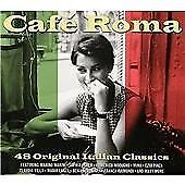 Cafe Roma, Various Artists, Audio CD, New, FREE & FAST Delivery