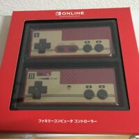 Nintendo Switch Limited Online Service Controller Family computer JAPAN RARE