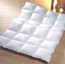 Revital warme Ganzjahres-Daunendecke 100% Daunen 135x200 Bettdecke Daunenbett