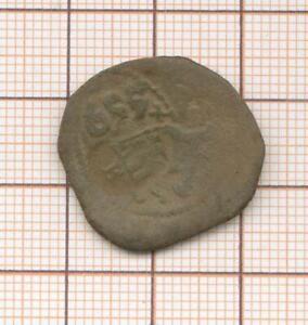"""Mint Bronze Of 1655 Or 1659 Contremarquée """" Iiii """""""