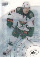 2014-15 Upper Deck Ice Hockey #28 Zach Parise Minnesota Wild