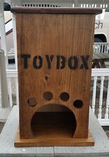 New listing Dog Toy Box