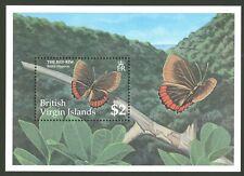 Virgin Islands   1991   Scott #719-720   Mint Never Hinged Souvenir Sheet