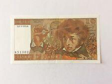 Billet français 10 F France Berlioz 2/3/1978 X302 voir Photo