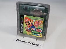 MARIO TENNIS GB SUPER BROS NINTENDO GAME BOY COLOR GBC e GBA JAP JP CGB-BM9J-JPN