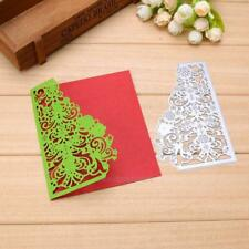 Lace Carbon Steel Christmas Tree Cutting Dies Stencils For DIY Scrapbooking Gift