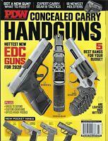Personal Defense World Handguns 2020