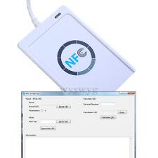 ACR122U 13.56MHz USB Reader & Writer + Free Software + 3x Writable MF1 IC Card