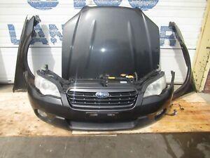 JDM 2005-2007 Subaru Legacy Outback BPE Wagon Bumper, Fenders, Hood, Headlights