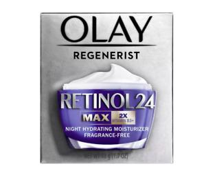 Olay Regenerist Retinol 24 Max Night Moisturizer - 1.7oz