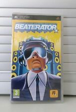 BEATERATOR - SONY PSP GAME - NEW Y-FOLD SEALED