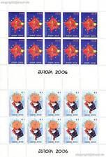 EUROPA CEPT 2006 INTEGRATION - KOSOVO 43-44 KLEINBOGEN **
