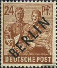 Berlin (West) 9 geprüft gestempelt 1948 Gemeinschaft