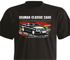T-Shirt Color Print Oldtimer SL W107 R107 280 380 450 560 1971–1989  Mercedes