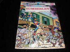 Cauvin & Lambil : Les tuniques bleues 15 : Rumberley 1980