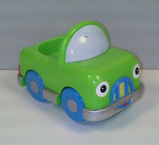 "2006 Green Stamper Car 3.5"" Spin Master PVC Plastic Action Figure Sesame Street"