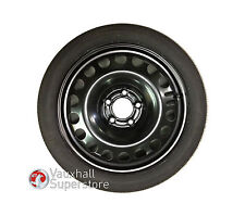 VAUXHALL INSIGNIA A SPACE SAVER WHEEL WITH CONTINENTAL TYRE GENUINE NEW 2009-