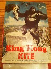 "Rare Vintage 1976 Dino De Laurentis Corp. ""King Kong Kite"" Super Rare! Mego"