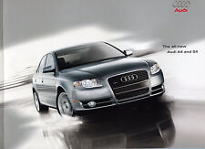 2005 Audi A4 / S4 Deluxe Sales Catalog