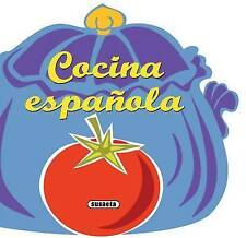 Cocina espanola (Recetas para Cocinar) (Spanish Edition)
