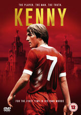 Kenny DVD Dalglish Documentary Liverpool Football Player Man Truth 2017 FASTPOST