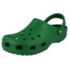 Sandali e scarpe casual Crocs in gomma per il mare da uomo