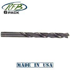 Milwaukee 48-89-0484 31/64-Inch Black Oxide Twist Drill Bit, 6-Pack
