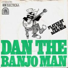 "Dan The Banjo Man - Dan The Banjo Man / VG+ / 7"", Single"