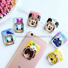 Cartoon Disney 360° Rotating Stand Holder Finger Ring For iPhone Samsung Huawei