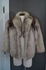 Ladies Large arctic fox fur coat. Great condition, smoke free, beautiful.