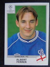 Panini Champions League 1999-2000 - Albert Ferrer (Chelsea) #276