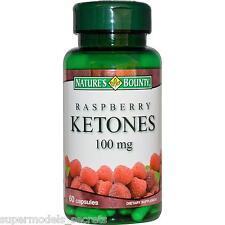 Nature's Bounty Raspberry Ketones, 60 Capsules bestseller slimming