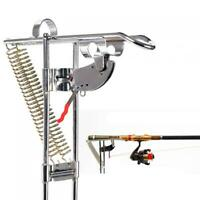 Fishing Tackle Automatic Double Spring Angle Fish Pole Tackle Bracket Fishing