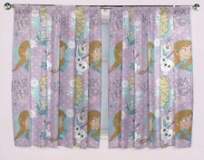 Disney 100% Cotton Curtains for Children