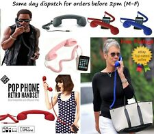 Native Union POP PHONE Vintage Retro Handset for iPhone & Android Free Postage