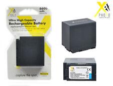 10Hr Battery for PANASONIC AG-DVC30 AG-DVX100A PV-DV701 AG-HVX200A DVC20 DVC30