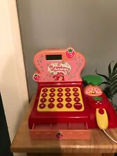 Strawberry Shortcake Cash Register Hasbro Works