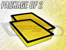 AIR FILTER AF5462 FOR DODGE RAM 1500 2500 3500 - PKG OF 2 - 3.0L/3.6L/5.7L/6.4L