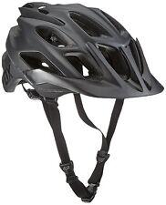 FOX Racing Head Flux Cycling Helmet (Matte Black / Small/Medium Size)