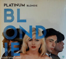 Blondie - Platinum [Digipak] (CD, 2007, EMI Records) NEW & Sealed - UPC marked