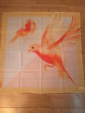 Martha Stewart Cotton Bird Scarf