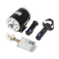 1000W 48V Electric Bike Scooter Motor Kit +Speed Controller +Throttle Grips sz##