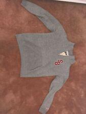 Stony Brook University Game Day Quarter Zip Pullover Sweatshirt Sweater