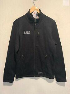 NEW Marmot Drop Line Heather Fleece Full Zip Jacket Sz SMALL Juul Labs $100 MSRP